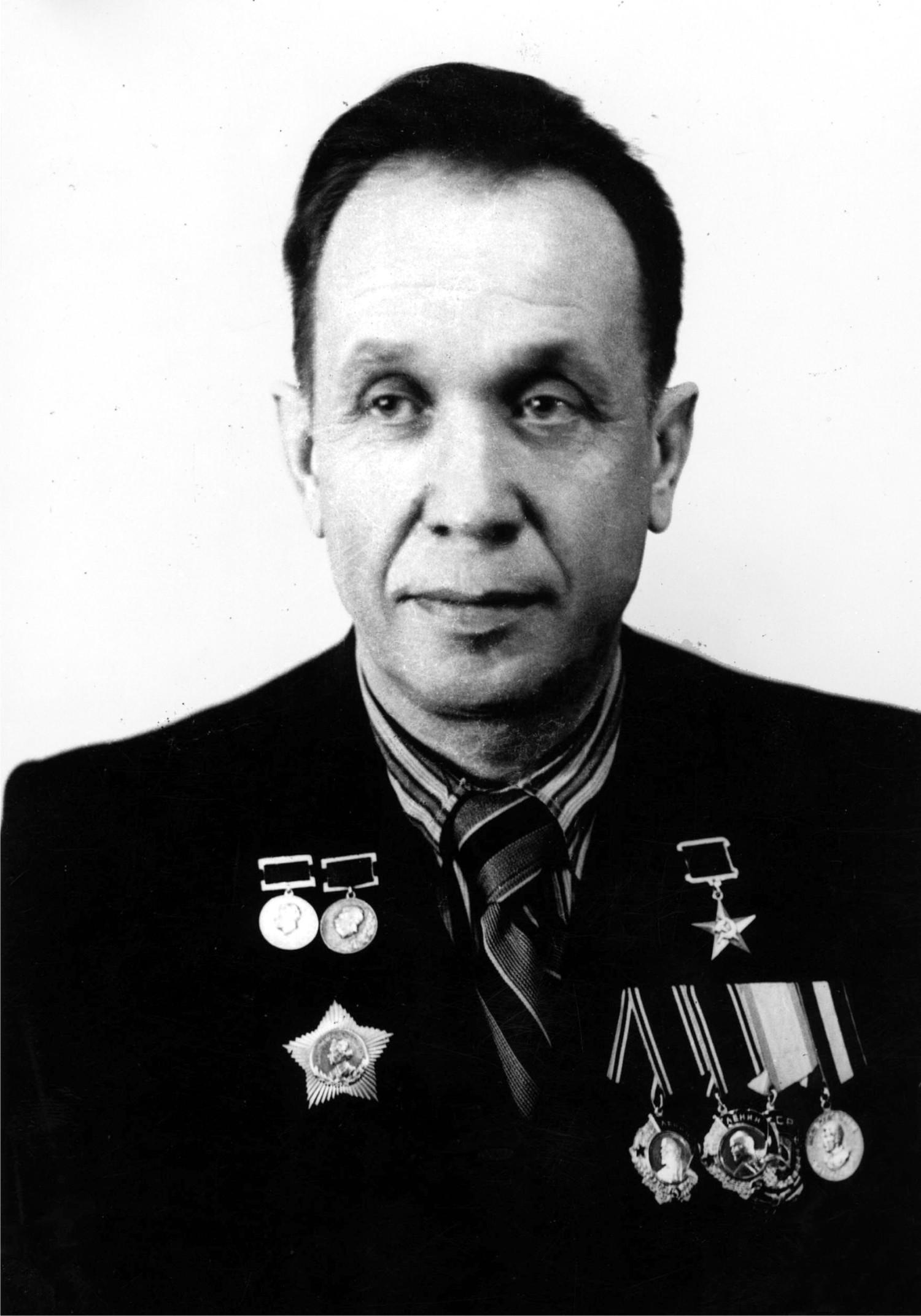 Б.И. Шавырин