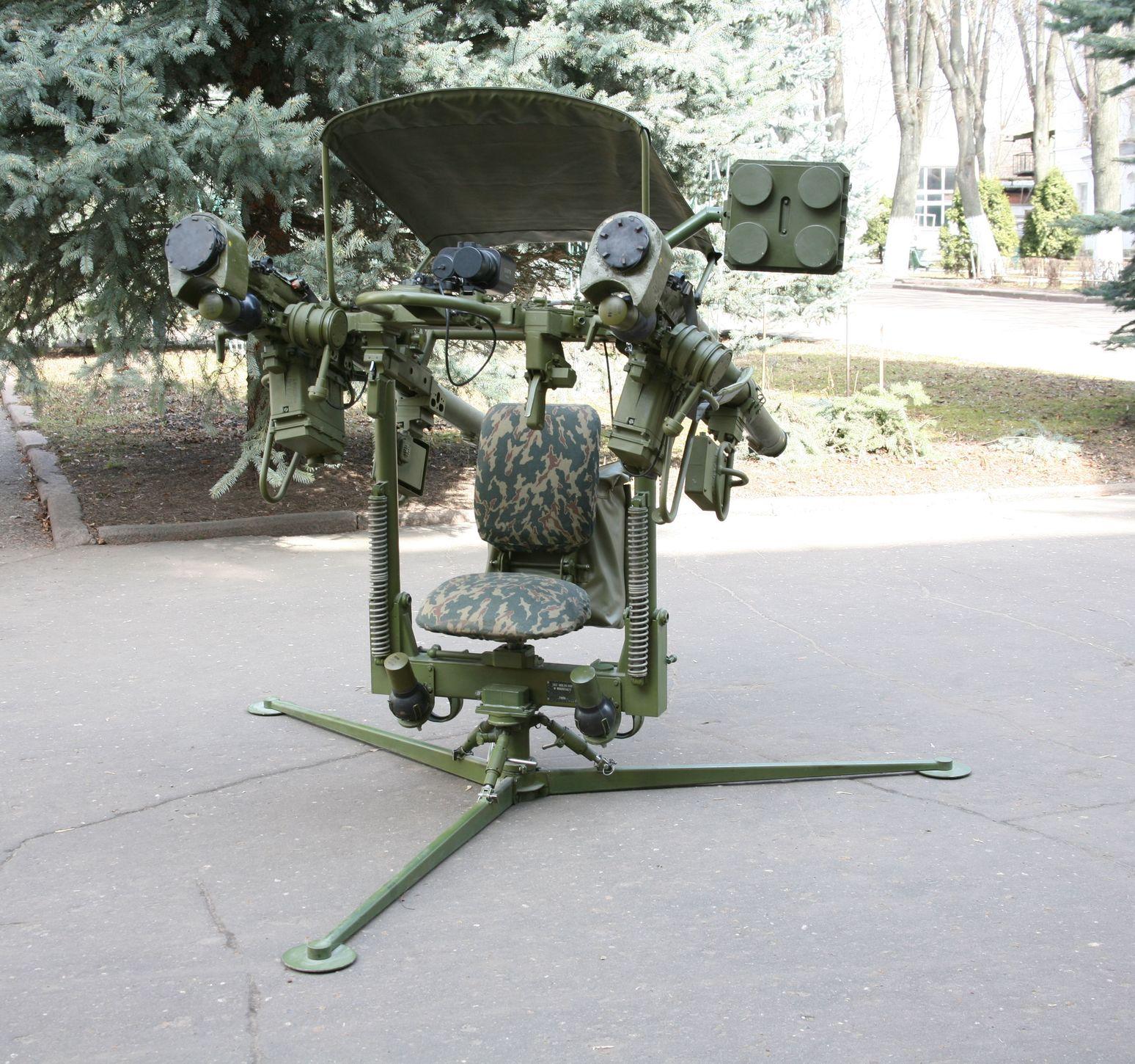 Resultado de imagen para Djigit missile